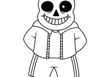 Sans And Papyrus at GetDrawings | Free download