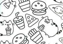 Pusheen For Kids Sheets Tingameday
