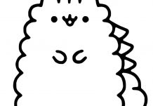 Pusheen . Print Them Online for Free!