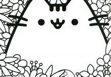 Pusheen Grumpy Cat On Booktsukihenshin Nyan