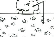 Marvelous Pusheen Cat