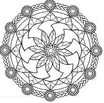 Cool Mandala