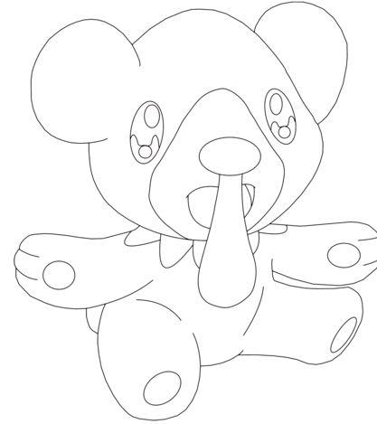 Cubchoo Pokemon