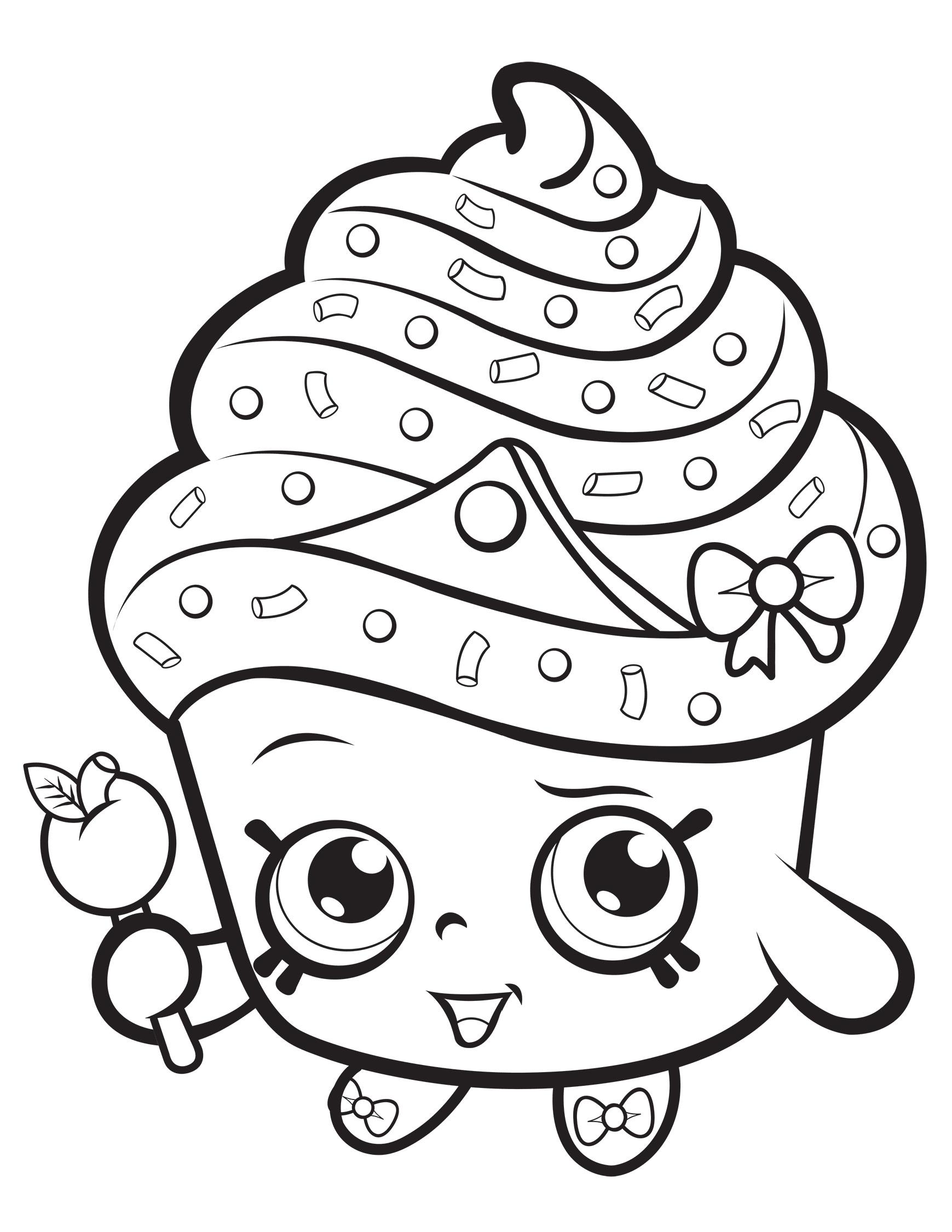 Cupcake Queen Shopkin Season 1