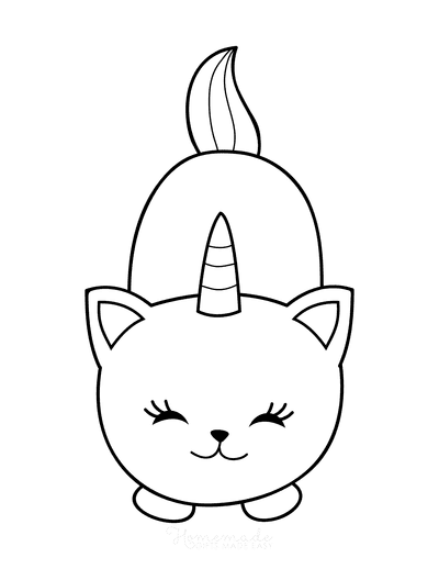Cute Caticorn