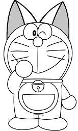 Cute Doraemon 1