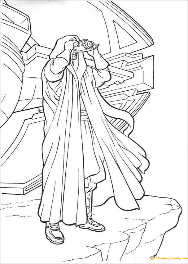 Darth Maul The Sith Coloring Page Free Coloring Pages Online Darth Maul Coloring Pages
