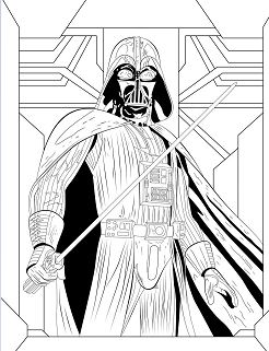 Darth Vader from Star Wars 2