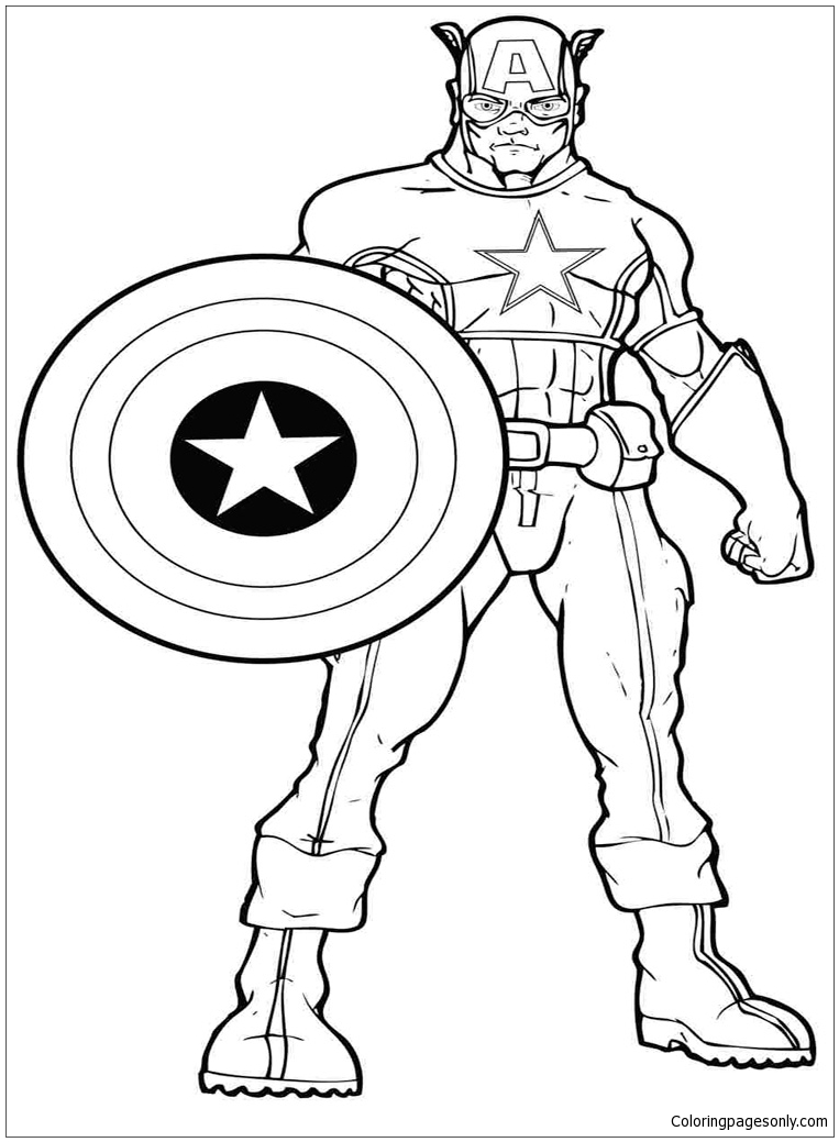 - DC Superhero Coloring Page - Free Coloring Pages Online