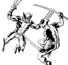Deadpool And Wolverine 1
