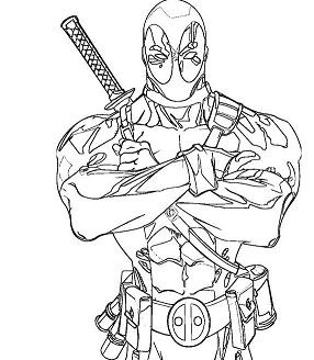 Deadpool Anti Hero