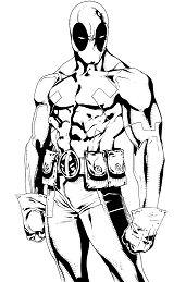 Deadpool Inked