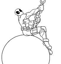 Deadpool Lines