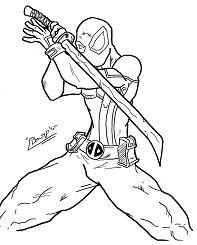 Deadpool Ninja