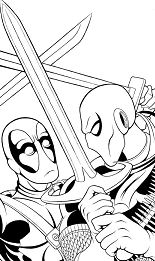 Deathstroke Vs. Deadpool