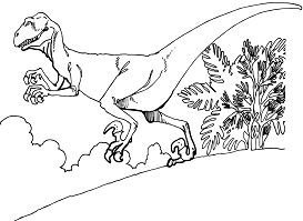 Deinonychus Carnivorous Dromaeosaurid Dinosaurs