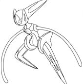 Deoxys in Speed Form