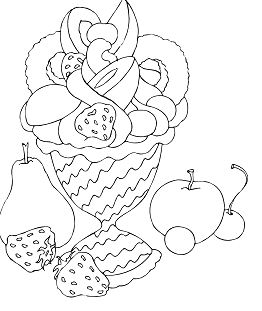 Dessert In Studynow Me And Coloring Page