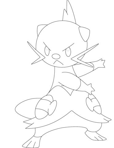 Dewott Pokemon