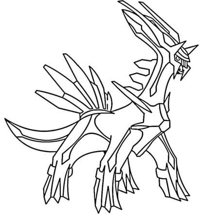 Dialga Pokemon