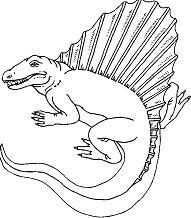 Dimetrodon Dinosaur 3