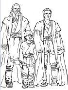 Disegno Anakin Skywalker - 2