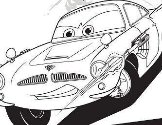 Disney Cars 2 4