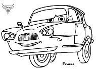 Disney Cars 2 5