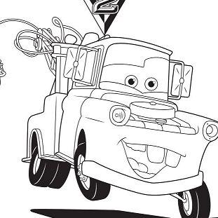 Disney Cars 2 Mater