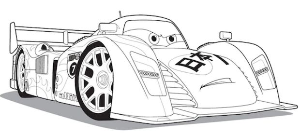 Disney Children S For Kids Cars 214be Coloring Page