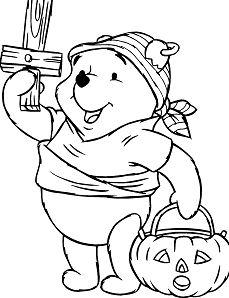 Disney Winnie The Pooh Pirate