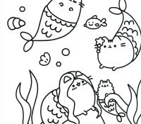 Donut 30 Coloring Page