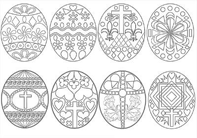 Doodle Easter Egg Challenge