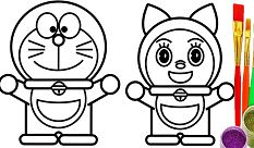 Doraemon And Dorami 1