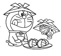 Doraemon And His Miniature