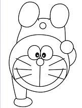 Doraemon Handstand Exercise