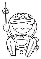 Doraemon Skiing