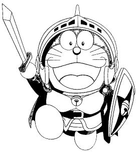 Doraemon Warrior
