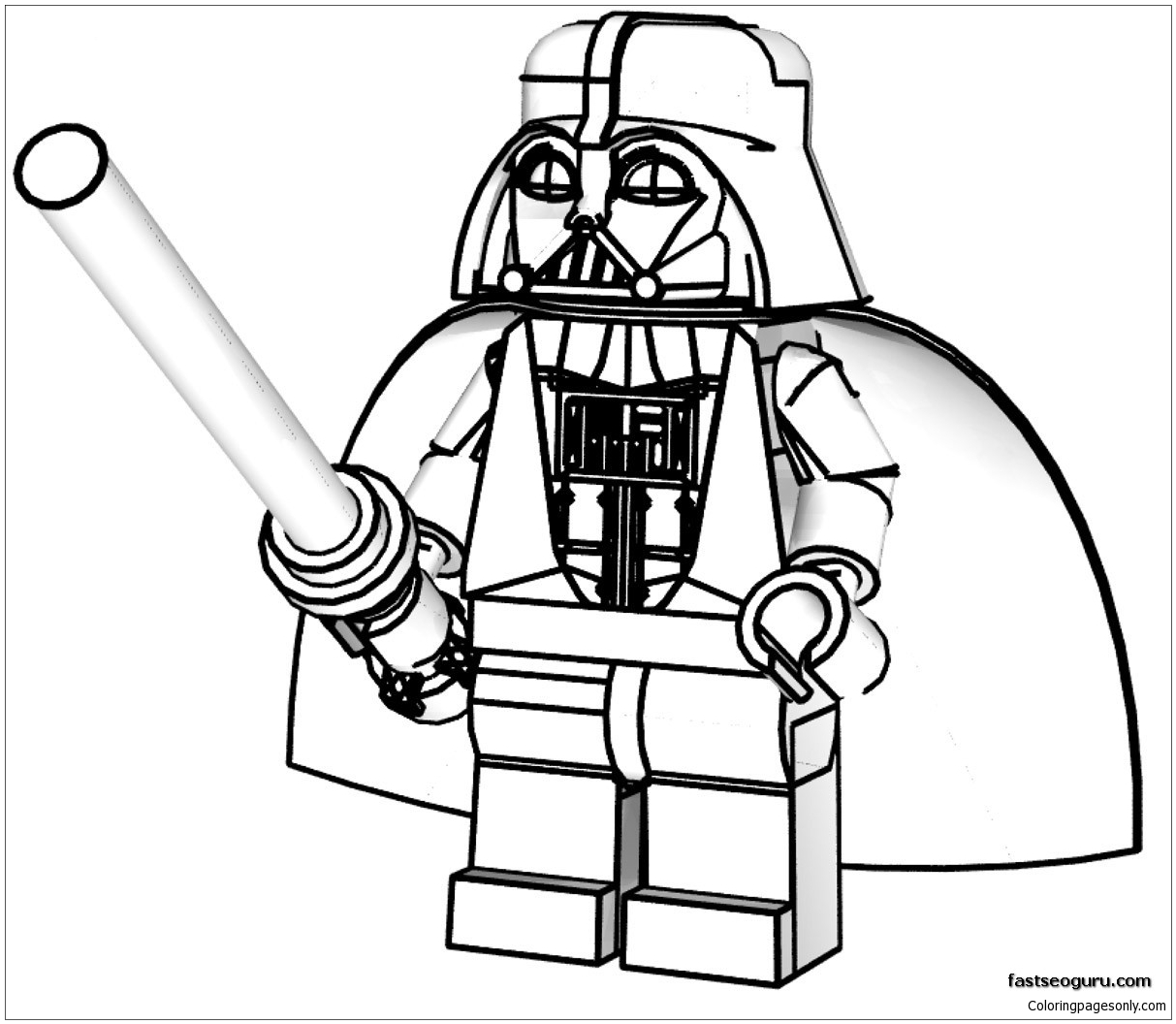Dr Odd Coloring Page