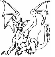 Dragon Souriant