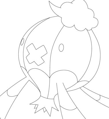 Free Dialga Coloring Page, Download Free Clip Art, Free Clip Art on Clipart  Library | 416x380