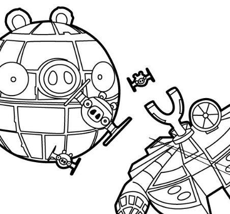 DS Coloring Page