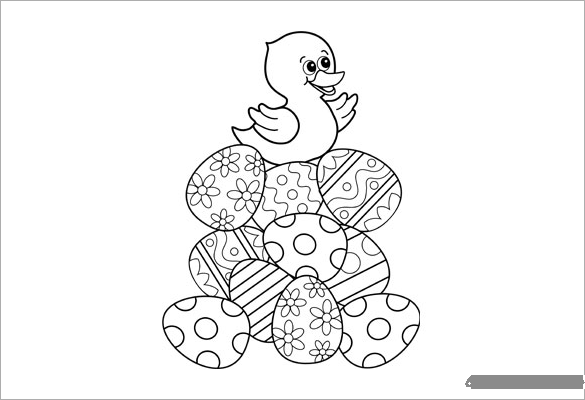 Donald Duck coloring pages for kids, printable free | coloing ... | 400x585
