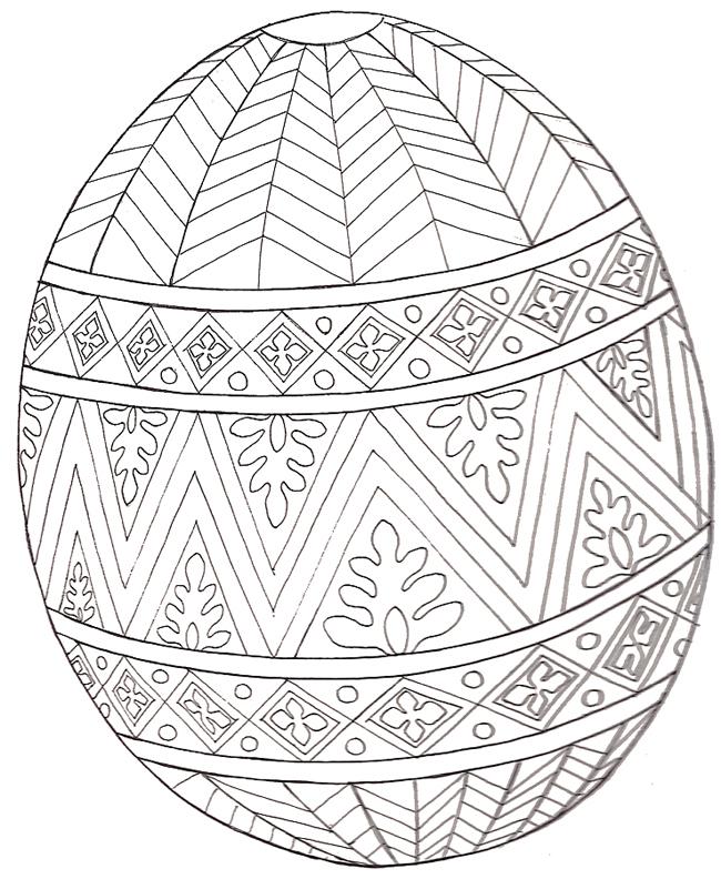 Easter Egg Mural