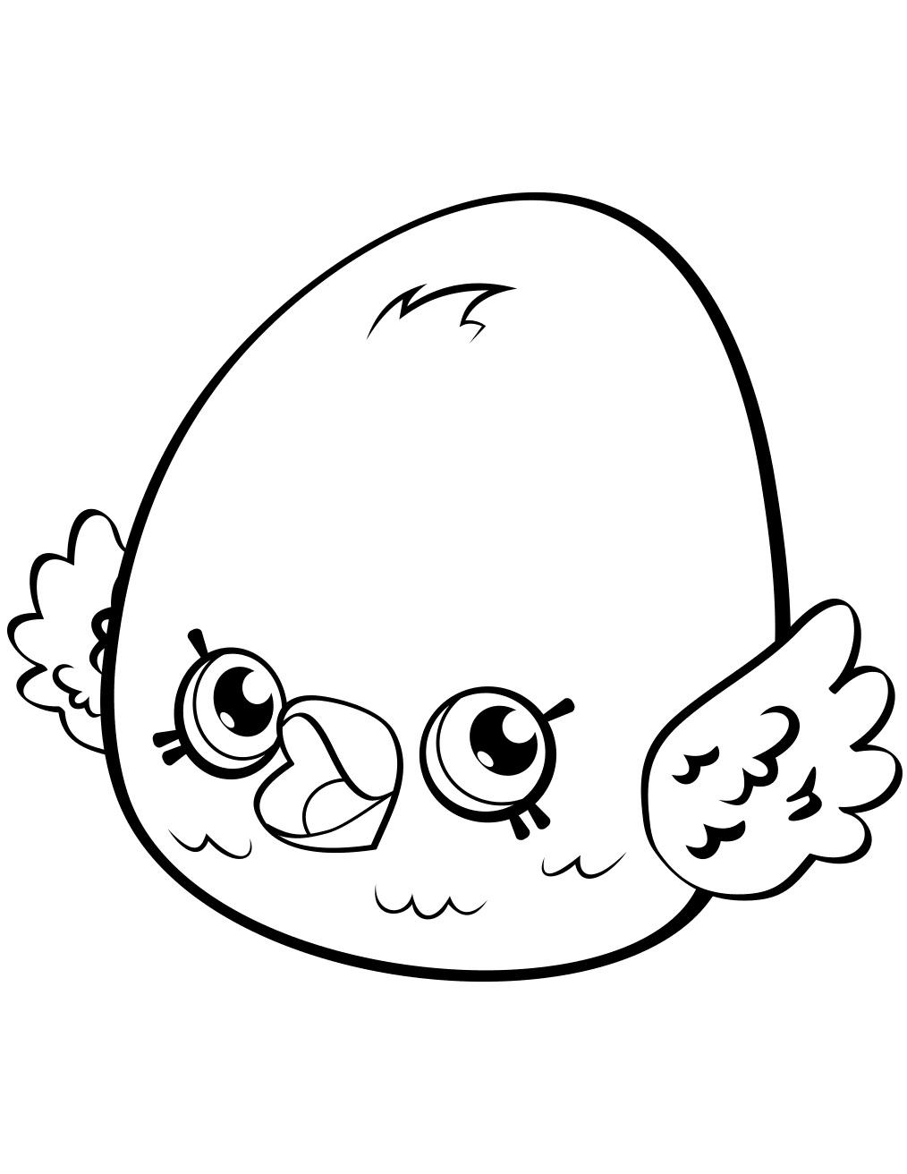 Eggchic Petkins Shopkin Season 3