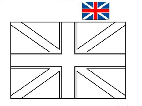 Flag of England-World Cup 2018