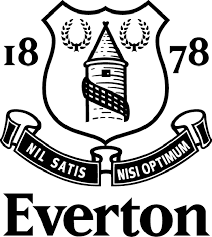 Everton F.C. Coloring Page