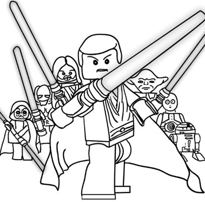 Everything Etsy Coloring Page