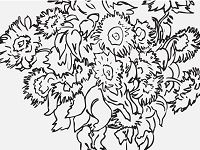 Famous Paintings 5 Coloring Page