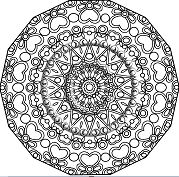 Fancy Mandala